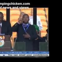 Deaf interpreter at Mandela's memorial was a fake
