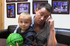 Tiny basketball prodigy has now beaten Channing Tatum and Bradley Cooper at basketball trick shots