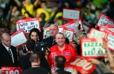 PDC kingpin Taylor wary of darts' young pretenders