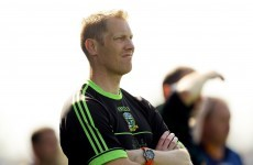 Graham Geraghty is set to play in the Sigerson Cup...at the age of 40