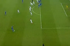 VIDEO: This completely offside goal put Schalke 2-0 up