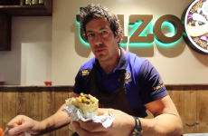 'Truly fantastic day' for Mike McCarthy as he's given job at burrito bar