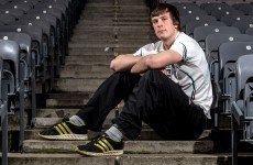 Here's one young Kildare footballer who won't be moving to join an AFL club
