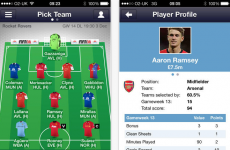 Fantasy football? There's (finally) an app for that