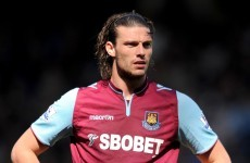 West Ham owner regrets buying injury-prone Carroll