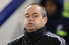 West Brom sack manager Steve Clarke following Cardiff defeat