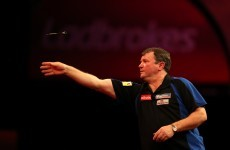 Not one but two nine-dart finishes in the same day at the World Championships