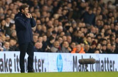 'I don't need to convince anybody': Villas-Boas defiant after Spurs horror show