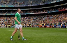 Limerick's Niall Moran retires from inter-county hurling