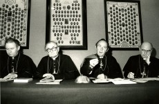 Bishops given copy of Attorney General's advice ahead of 1983 referendum