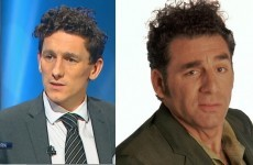 Keith Andrews' new Kramer hair and the Sunday Game menswear: 2013, year Irish sport beat fashion over the head