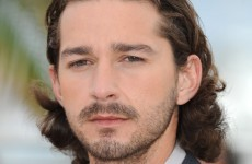 Shia LaBeouf apologises for using cartoonist's work uncredited in short film