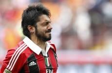 Former Milan enforcer Gattuso under investigation for match-fixing