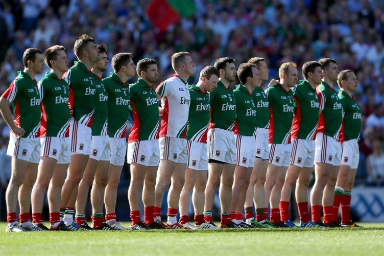 The Mayo GAA team feature in the year's best sportswriting choices.