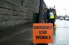 Some 12,000 households without power after stormy weather
