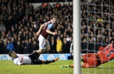 Man United reach semis, new-look Spurs dumped out by Hammers