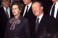Haughey sought military advice on a common defence plan for Ireland and the UK
