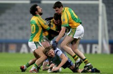 'I got a call from Canavan. Galvin had been in touch. That pissed me off.'