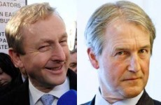 Separated at birth? Enda Kenny or… another politician?