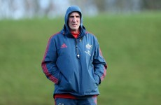 The Penney's dropped for Munster - Simon Hick
