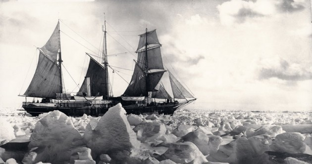 Here's what Ernest Shackleton and his crew were having for dinner, inching through the ice 100 years ago today…