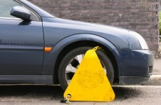 Legislation to regulate vehicle clamping to be published early 2014