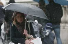 Take a coat: Hail and thunderstorms to hit the country today