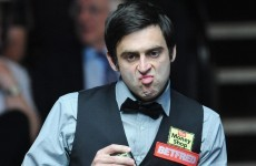 We have lift-off: Rocket Ronnie back at the Crucible with a bang