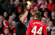Moyes defends Januzaj dive