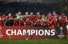 Five-star Bayern win Club World Cup