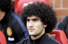 United's Fellaini faces lengthy lay off after surgery - report