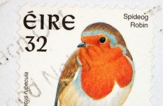 How many of these retro Irish Christmas stamps can you remember?