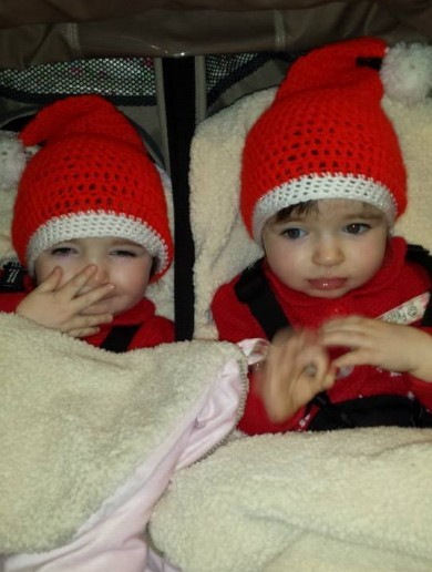 UPDATE: Ryanair brings mother of sick twins home safely