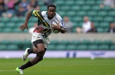 Rugby's 'fastest man' Carlin Isles signs with NFL team