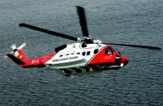 Coast Guard helicopters stand down mission due to severe weather