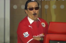 Watch: Vincent Tan caught booing home fans as Cardiff draw