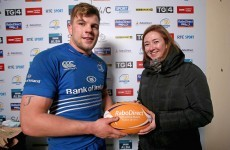 Jordi Murphy: 'Every player loves to get their hands on the ball'