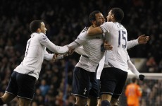 Spurs within three points of Champions League places after snug home win