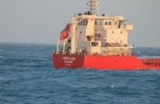 Rescue efforts begin for giant ship adrift off Cork coast