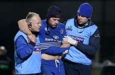 Shoulder surgery likely to rule Sean O'Brien out of Six Nations