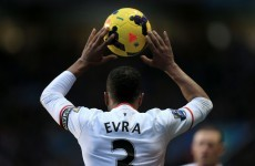 Evra: 'We have that winning mentality and United spirit which was missing'