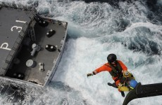 Rescues and recovery: A year in the life of Ireland's Naval Service and Air Corps
