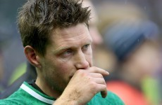 Ronan O'Gara on getting dropped by Deccie, that crossfield kick and his Ireland exit
