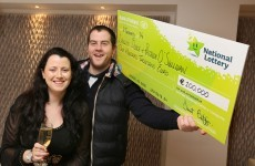 Did you win €1 million in the Christmas Lotto draw?