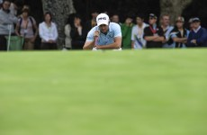 Maybin launches Chinese challenge while Harrington fails to hit his stride