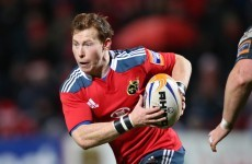 New Munster deals for Sheridan, Cronin and Ryan