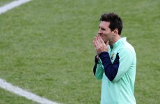 No Elche return as Lionel Messi still out of action