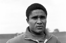 Portuguese soccer legend Eusebio has died