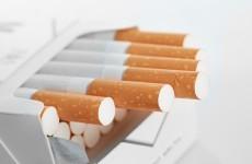 Over 40 million cigarettes were seized last year