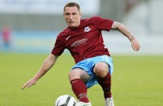 Great news as Gary O'Neill is to return for Drogheda after being diagnosed with cancer